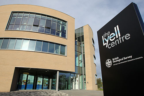 The Lyell Centre up close