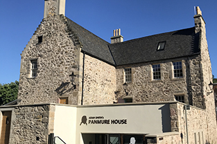 Panmure House, home of Adam Smith. ©Panmure House